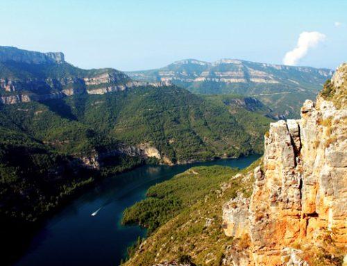 Te gustaría hacer un crucero fluvial por el río Júcar?